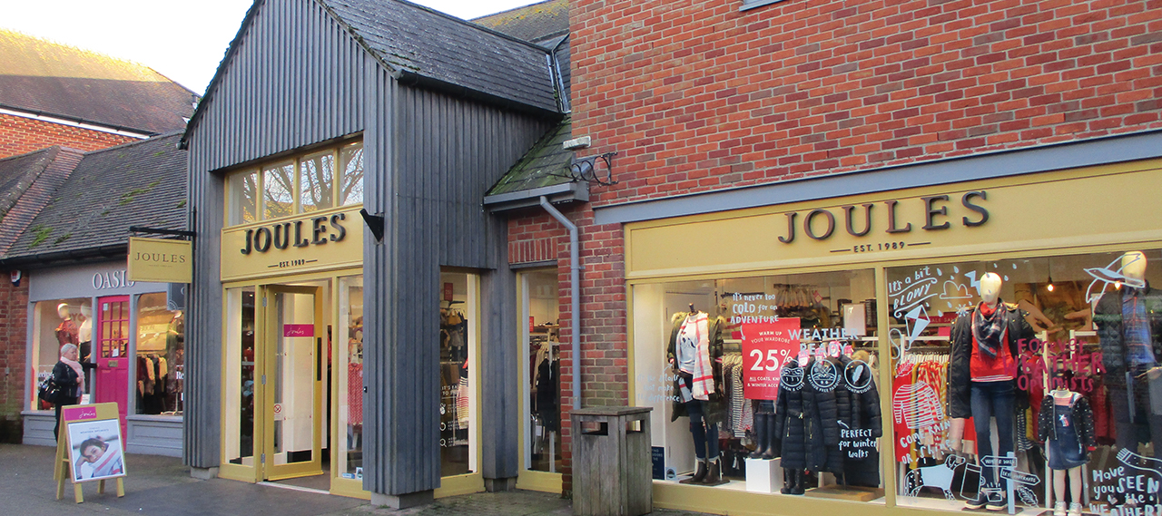 Hampshire Shops - Moses Rutland Chartered Surveyors